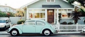 VW Blue Beetle