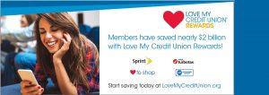 Love My Credit Union Rewards Bundle
