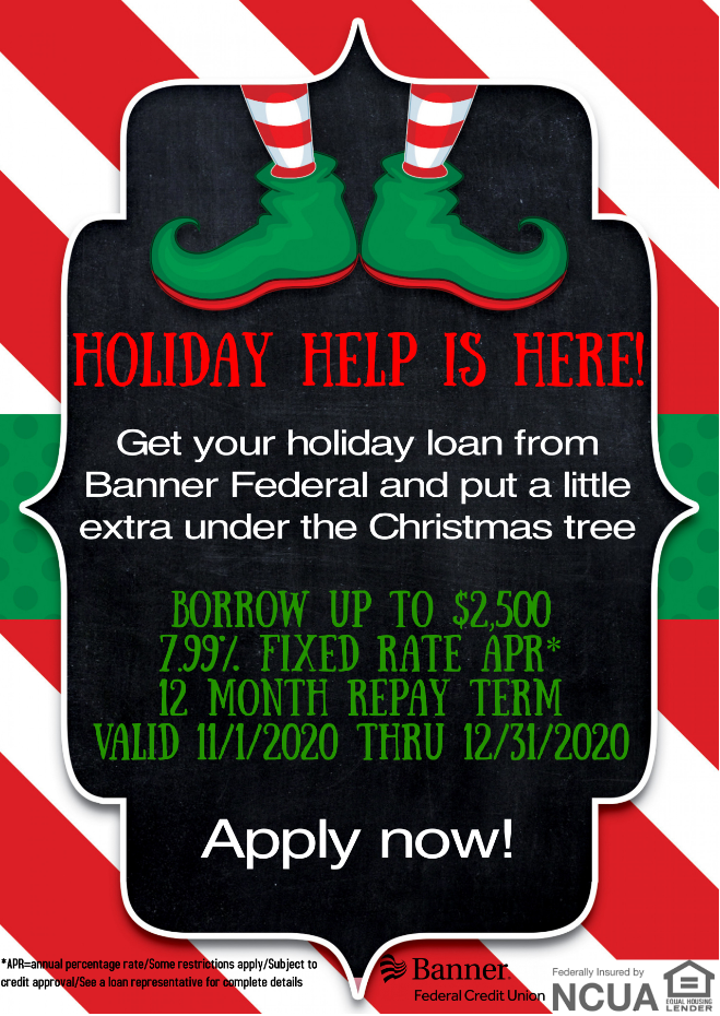 elf holiday loan